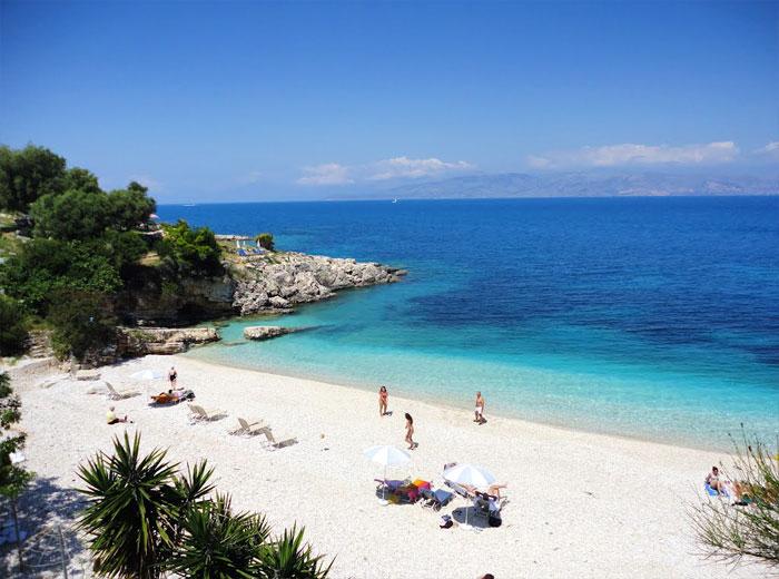 Katia Beach Hotel - Votana Kassiopi